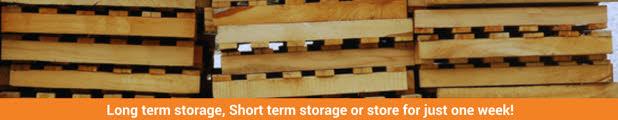 Pallet storage halifax